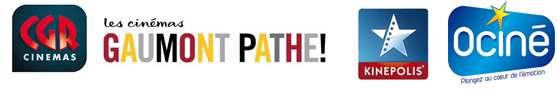 Logo billetterie cinéma CSE entreprises